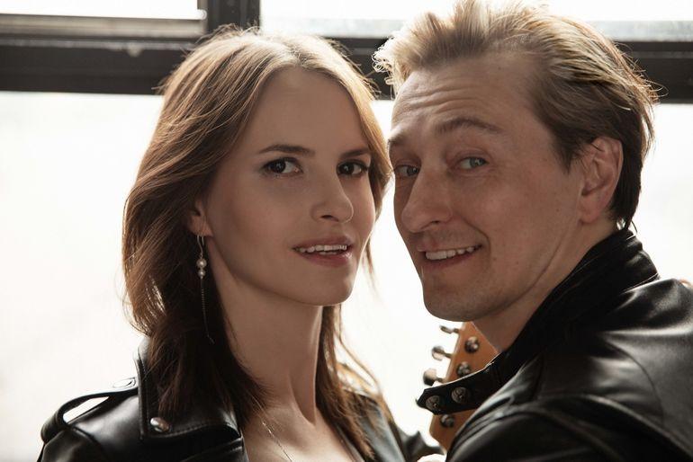«Как же они похожи, одно лицо!» — Безруков впервые показал лицо дочери