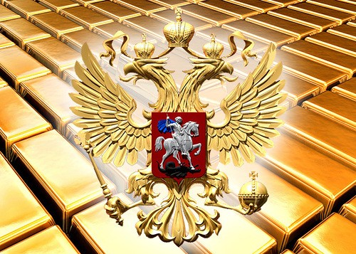 Золотой запас России: где хранится и находится