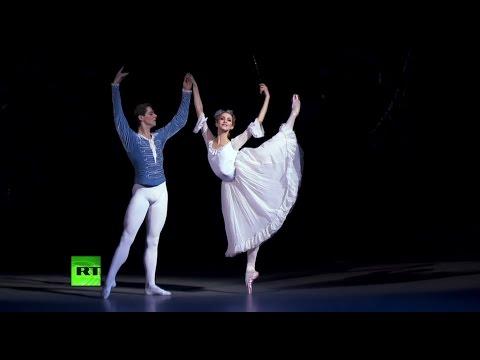 «Огонь и страсть»: русский балет на британской сцене