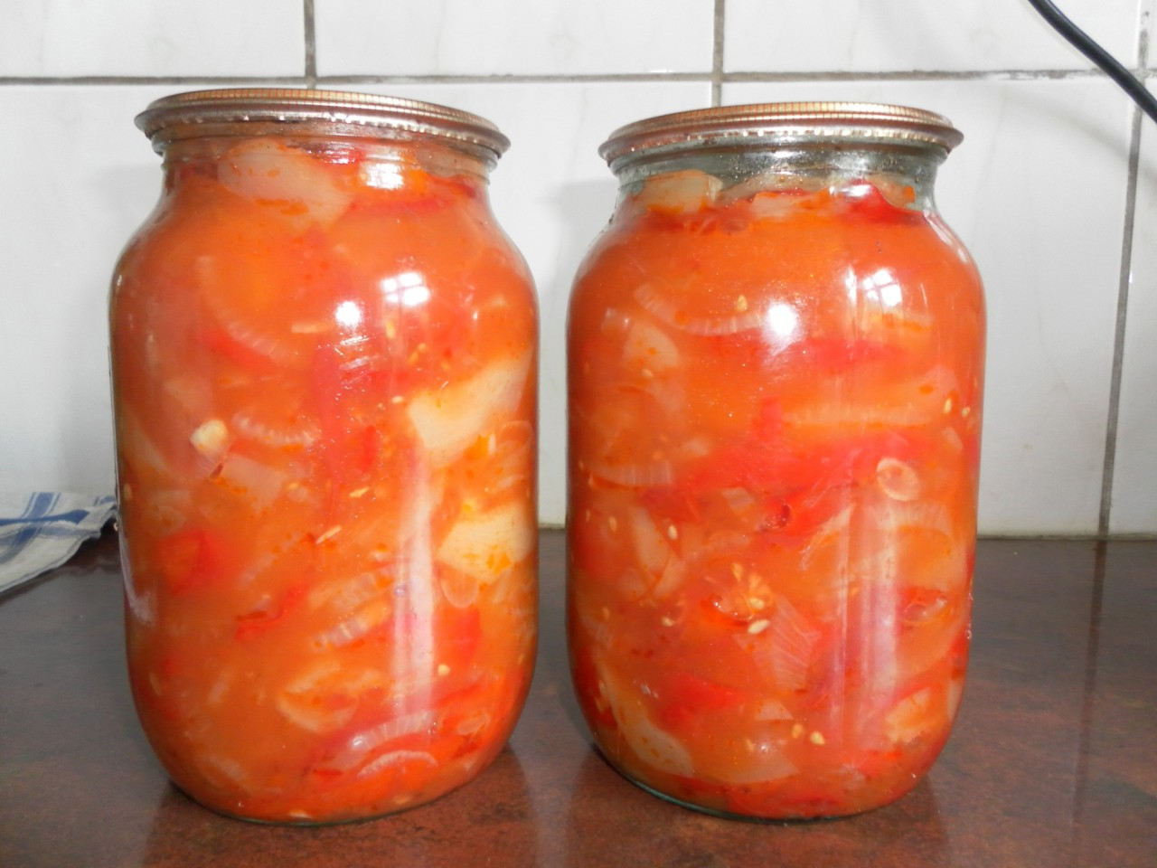 Лечо на зиму из кабачков рецепт пошагово