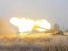 Начался обстрел окраин Донецка