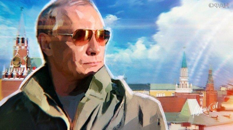 Тройной удар: итоги успешного блиц-турне Владимира Путина по Ближнему Востоку