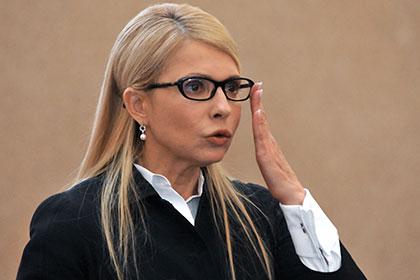 В ходе короткой встречи у толчка: Тимошенко рассказала о понимании Трампом ситуации в Донбассе