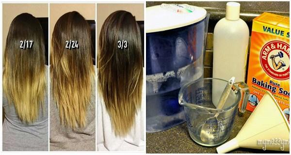 Ваши волосы будут расти как сумасшедшие! Начните использовать этот натуральный шампунь.