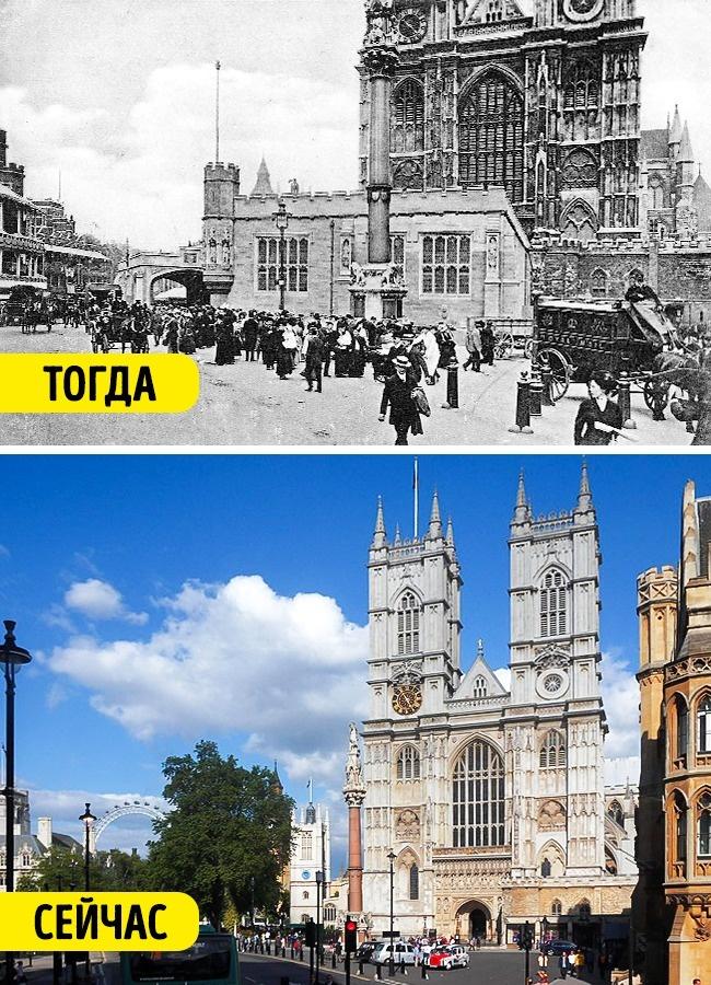 Как изменились 10 самых популярных туристических мест в мире