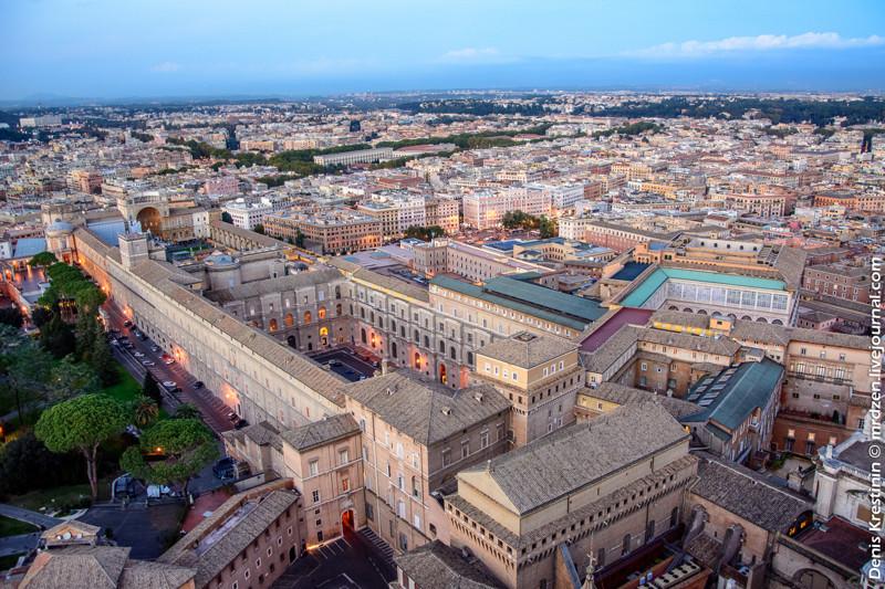 Ватикан. Свежий взгляд на крошечное государство путешествия, факты, фото