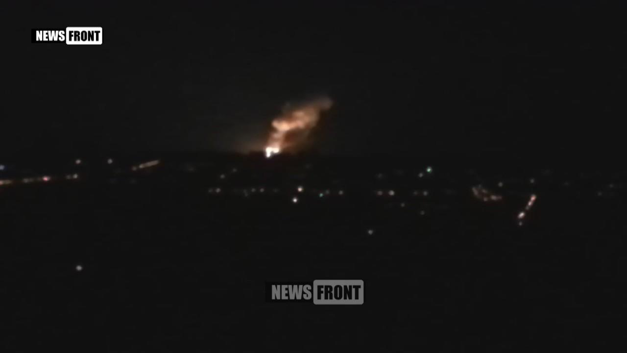 Под Донецком и Горловкой идут бои, боевики ВСУ применили бронетехнику и артиллерию