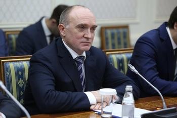 Борис Дубровский стал 10-м в рейтинге самых упоминаемых губернаторов 2017 года
