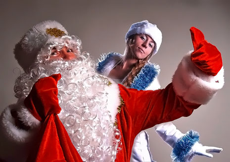 Записки Деда Мороза