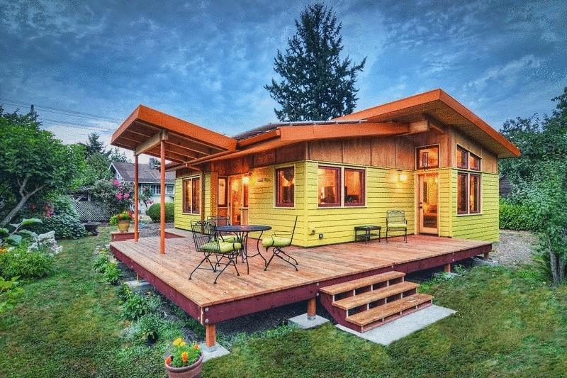5 способов превратить обычный дом в экологичный