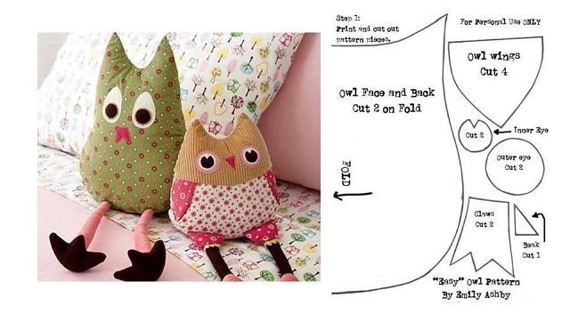Шьем игрушки подушки своими руками - Первая школа Юла