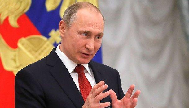 Владимир Путин: Украина захлёбывается в коррупции киевского режима