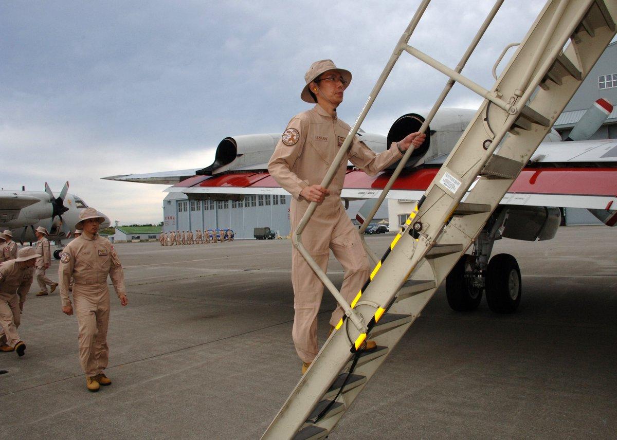 Служба и быт военослужщих Сил самообороны Японии на военной базе в Джибути