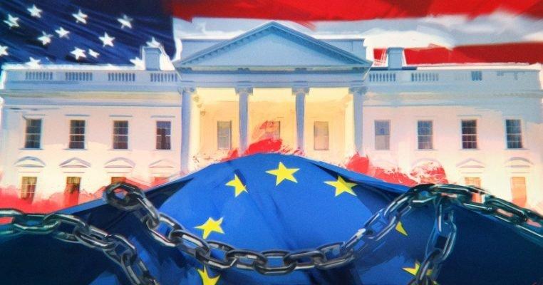 «Ненадёжный союзник»: Европа решила вернуть экономическую независимость от США