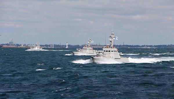 В ФСБ РФ раскрыли истинные планы ВМСУ в Керченском проливе