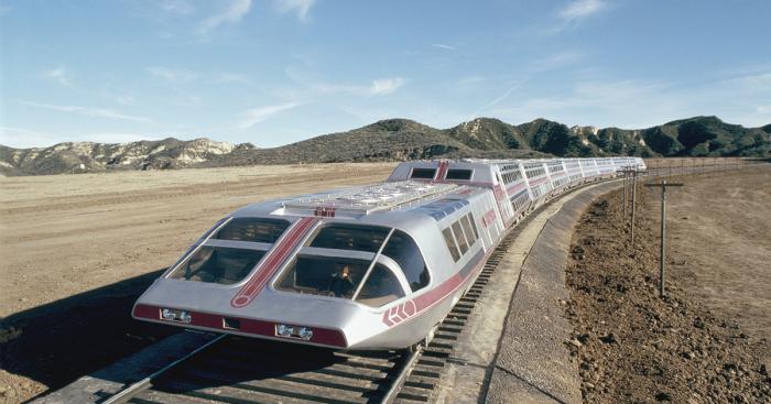 История «Supertrain», или как грандиозный американский сериал об атомном поезде оказался полным провалом