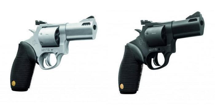 В США презентовали многокалиберный револьвер