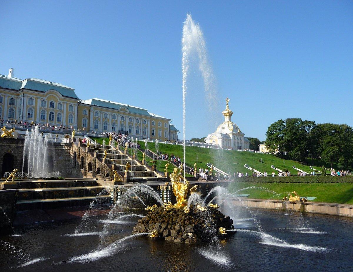 13 мест, которые обязательно нужно посетить в Санкт-Петербурге