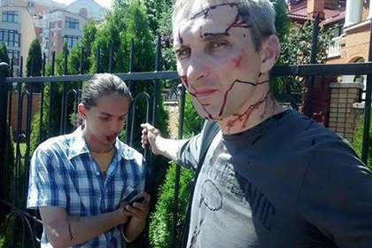 Активисты одесского Майдана …