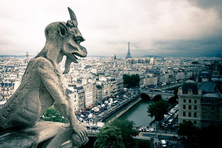 О Франции и о французах