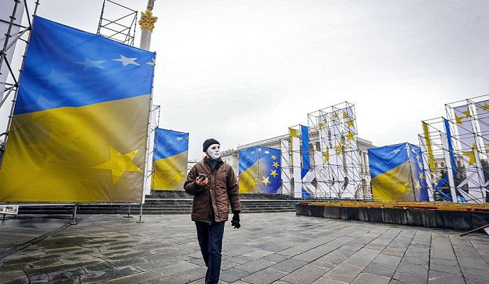 Киев шокировали объятья укра…