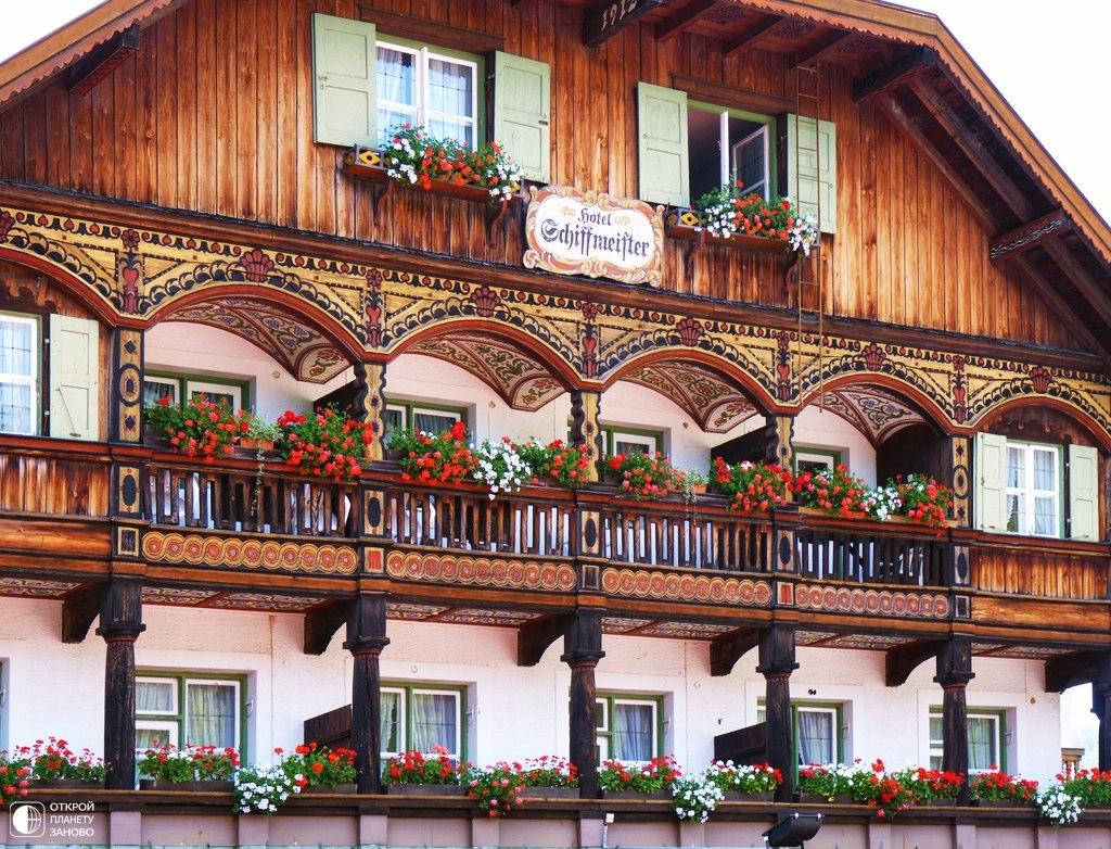 Красота Баварии