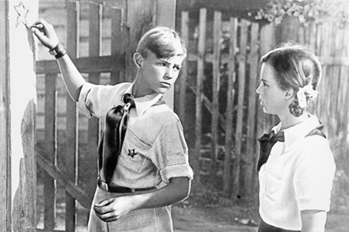 «Тимур и его команда»: как сложились судьбы детей-актеров