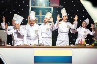 Рецепты от звёзд. Что готовят в фильме «Кухня. Последняя битва»?
