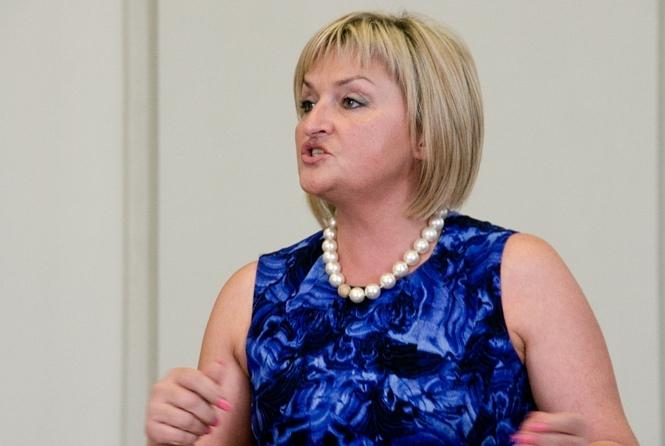 Жена Луценко: Христос «завещал» украинцам бороться с малороссами