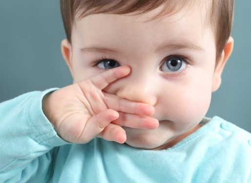 Учим ребенка сморкаться правильно