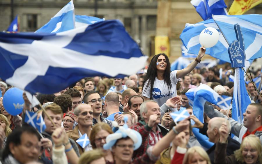 Лондон дал жесткий ответ наинициативу Шотландии онезависимости