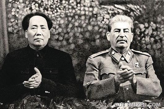 Унитаз для Мао, или Медицинский шпионаж в действии…