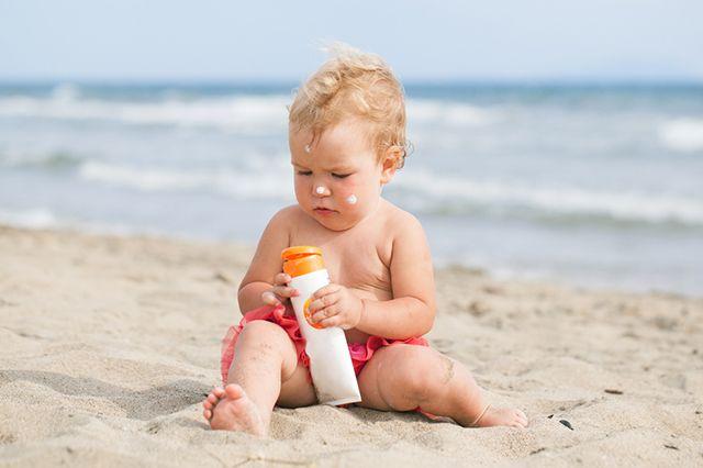 Летние заботы. Как ухаживать за кожей младенца