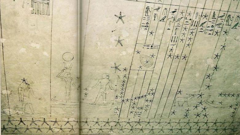 Тайна аномальной звездной карты из египетской гробницы