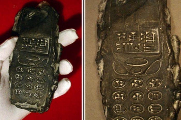 Раскрыта тайна «мобильного телефона древних шумеров»