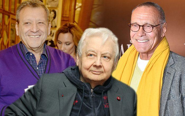Знаменитые мужчины, которые стали отцами после 50 лет