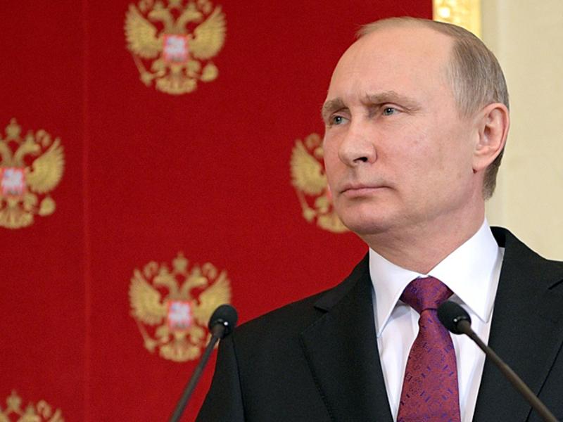 Доктрина Путина и судьба эли…