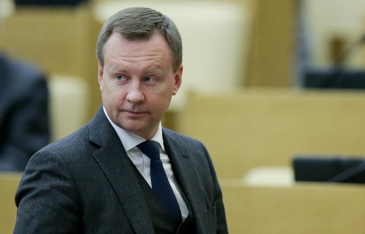 """""""Дождь"""": Вороненкову предложено работать на силовые структуры Украины"""