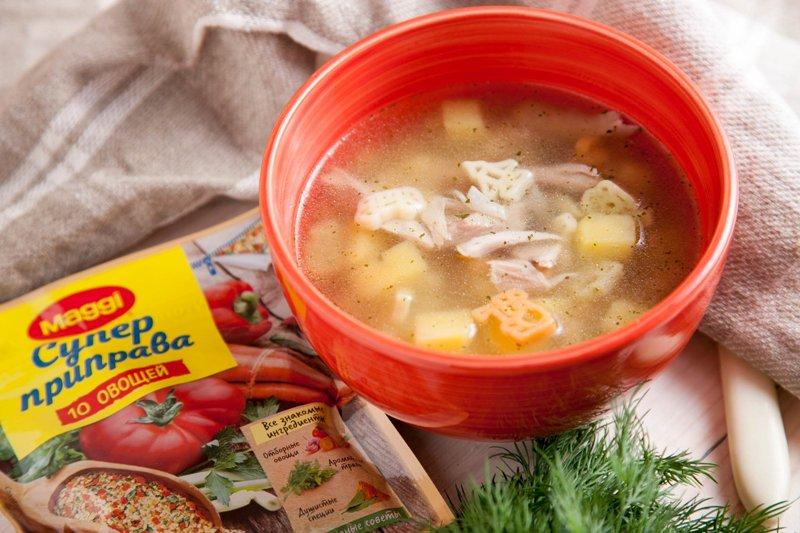 Рецепт супов для детей до 1.5 лет