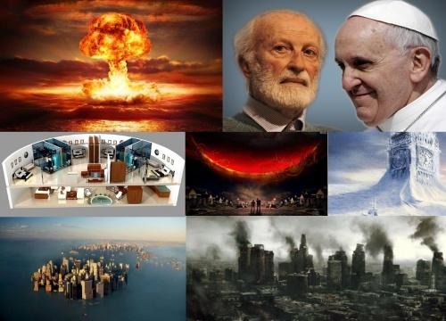 """""""Срочно уносить ноги и где-то два месяца пересидеть..."""" - Папа Франциск знает что-то, чего не знаем мы?"""