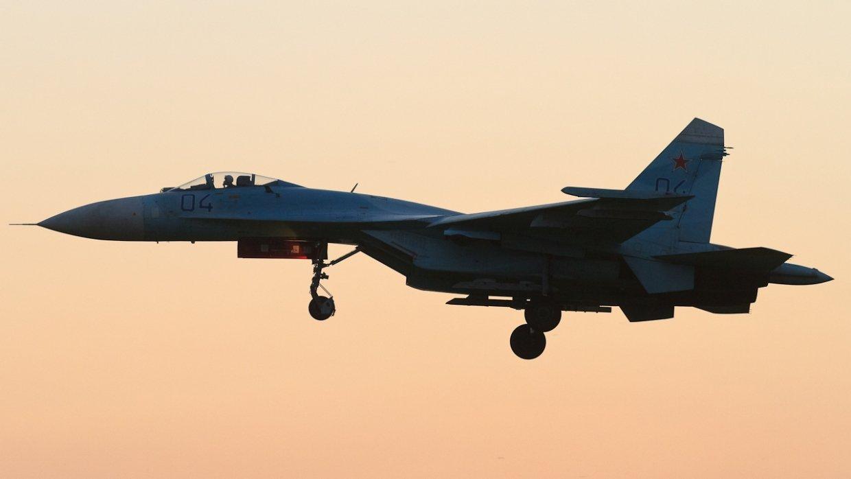 Эксперт рассказал, почему разбился купленный США у Украины Су-27 для учений против ВКС РФ