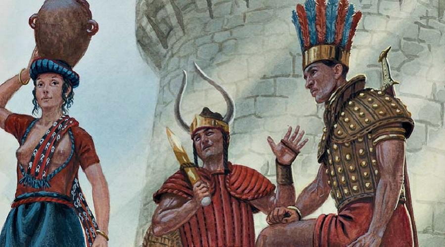 Над разгадкой этих древних тайн бьются ученые до сих пор