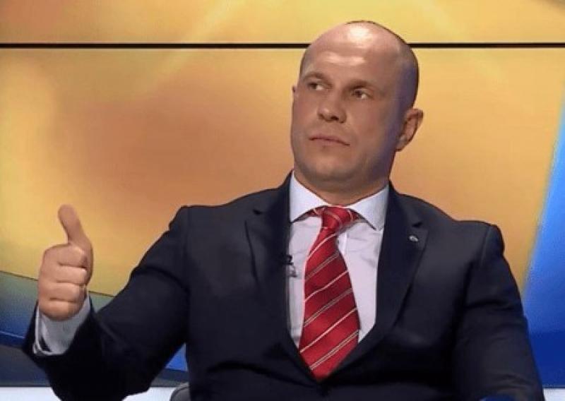 Предвыборная дурь: Шизофреник и каратель Илья Кива собрался в президенты