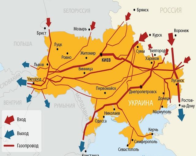 «Газпрому» придется заключить соглашение с Украиной