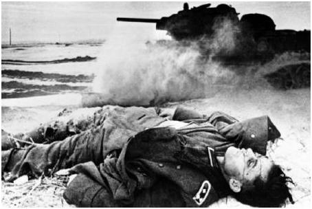 1941 год глазами немцев. Берёзовые кресты вместо железных