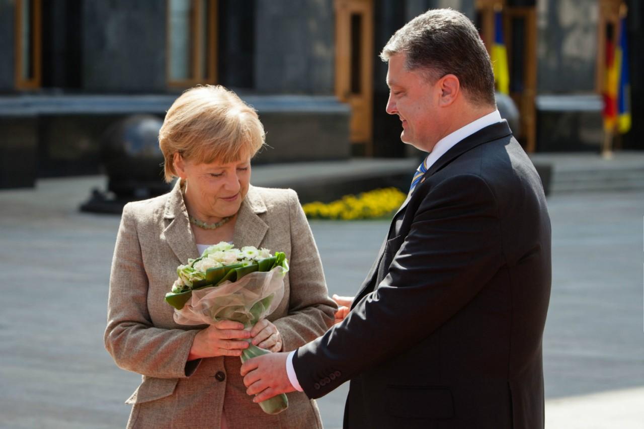 Политика Украины не приемлет минские соглашения