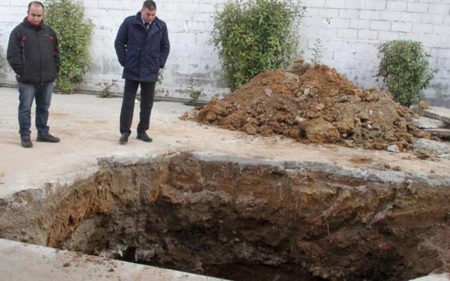 В Греции обезвредили бомбу времен Второй Мировой