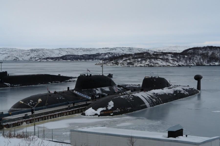 Почему в ВМС США боятся российских субмарин «Щука-Б»