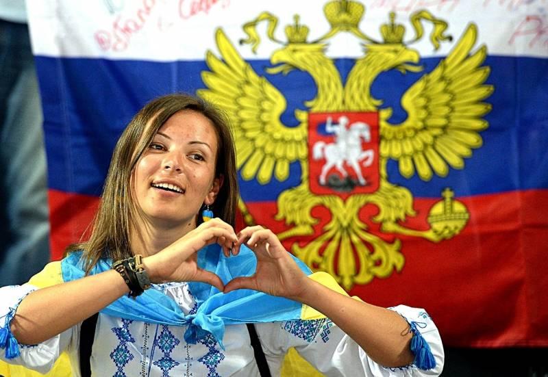 Кто поссорил русских и украинцев?