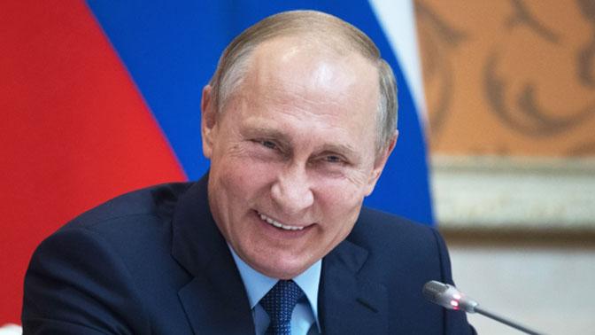 Парламентарии разных стран устроили давку, чтобы сфотографироваться с Путиным